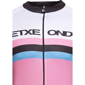 Etxeondo 1976 Kortärmad cykeltröja Herr pink